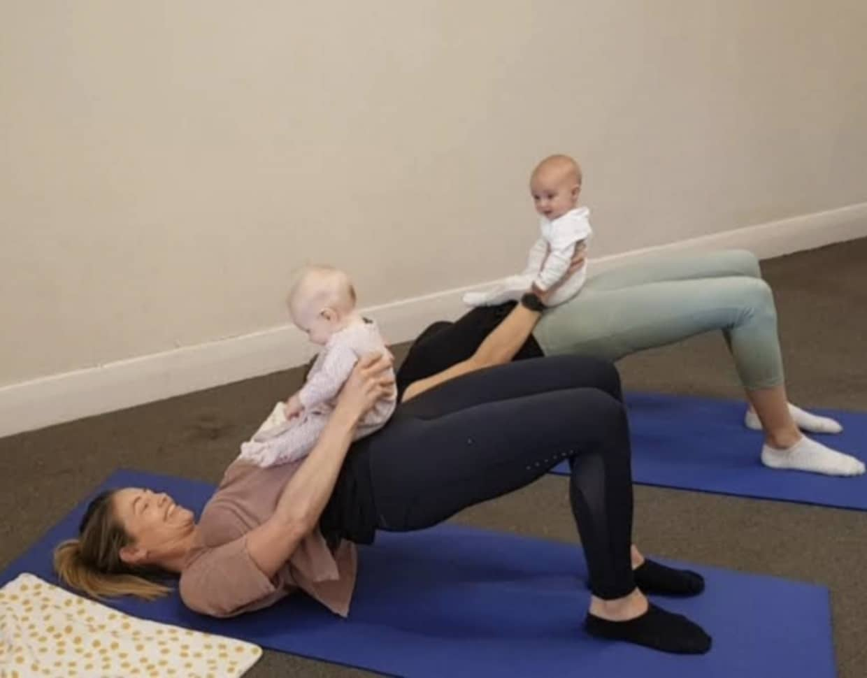 For all you mums out there who have been struggling to leave the house, we will be doing a gentle introductory core stability and stretching session that you can do with your babies in the comfort of your own home.  Join us on Monday 24th May at 1:30pm for a free Facebook live Mums and Bubs Pilates session.  Head to our Facebook page now to view the live event.