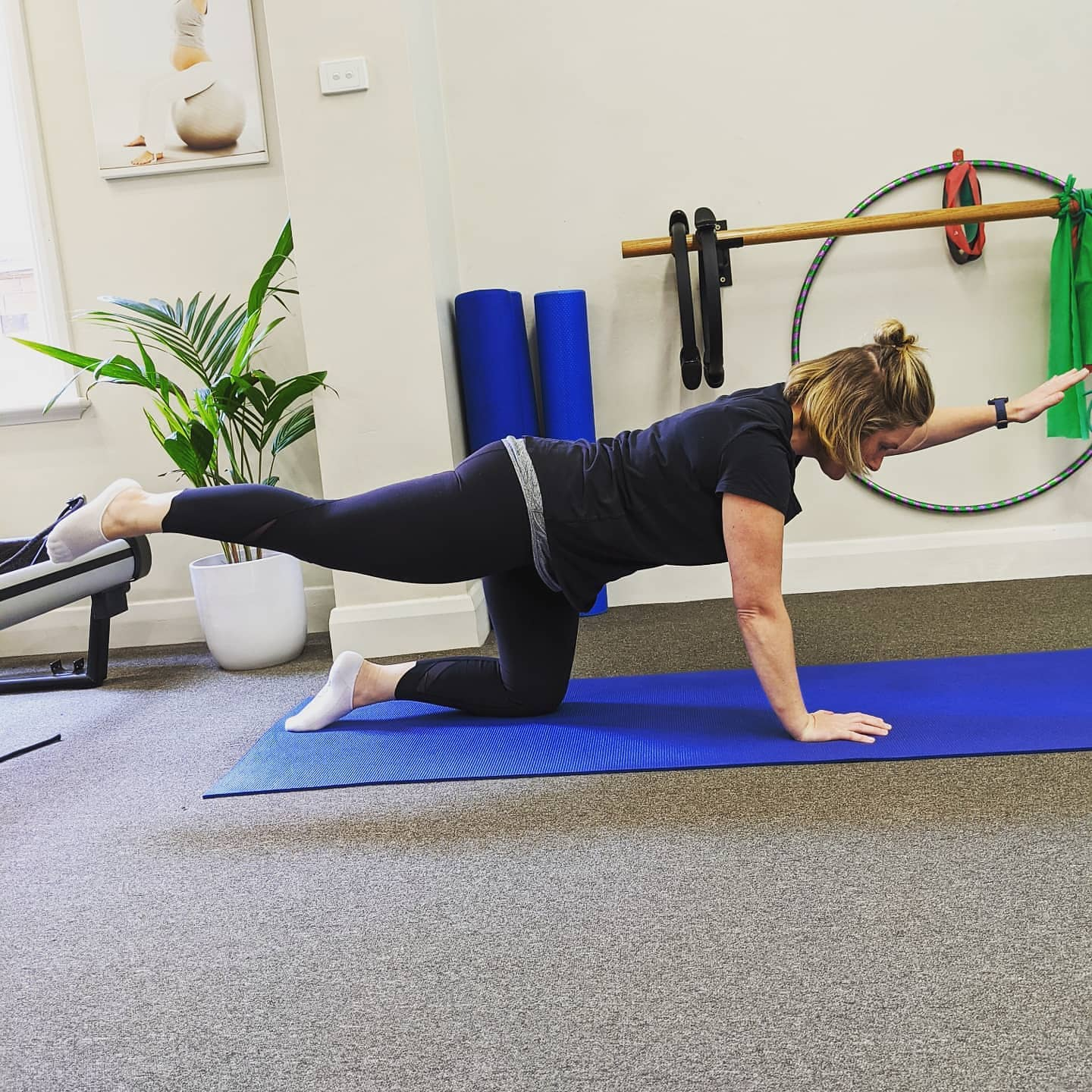 TUES 11AM FREE LOCKDOWN MUMS & BUBS PILATES SESSION ON FACEBOOK LIVE!  Don't let this lockdown delay your post natal recovery! Join our Physio Caitlin online tomorrow at 11am for another 20-30 minute post-natal strengthening session.  Go to our Facebook page for more details.