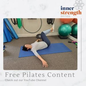 Going through the Melbourne 7 day lock down and need some exercise inspiration? Head over to our YouTube channel and access our free Pilates sessions to do at home, each instructed by either Luci or Caitlin, our experienced physios. We have ones focusing on your abs, the foam roller, even mums ...